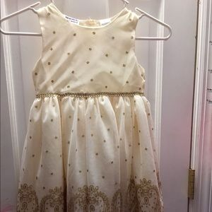 NWOT size 5 gorgeous girls party dress